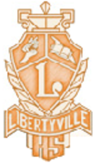 Libertyville High School - Image: Libertyville H Screst
