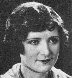 Lillian Hall-Davis - Image: Lilian Hall Davis