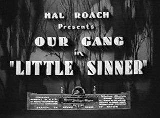 <i>Little Sinner</i> 1935 film by Gus Meins