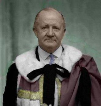Cuthbert Alport - Image: Lord Alport 1965