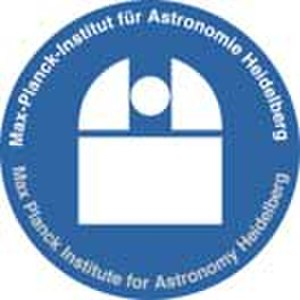 Max Planck Institute for Astronomy - MPIA logo