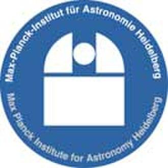 Max Planck Institute for Astronomy - MPIA logo