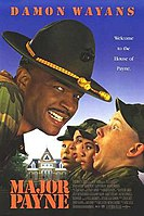 Picture of a movie: Major Payne