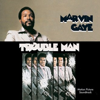 Trouble Man (album) - Image: Marvintrouble