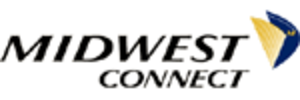 Skyway Airlines - Image: Midwest Connect Logo