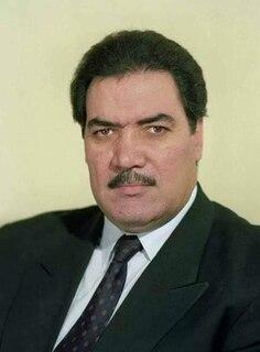 Mohammad Najibullah President of Afghanistan (1947–1996)