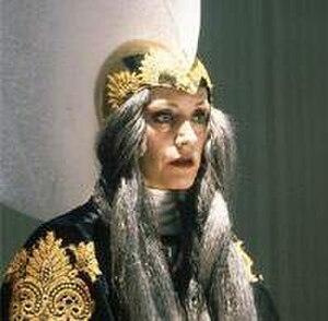 Gaius Helen Mohiam - Zuzana Geislerová as Mohiam in the ''Dune'' miniseries (2000)