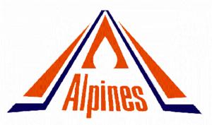 Moncton Golden Flames - Image: Moncton Alpines AHL