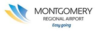 Montgomery Regional Airport - Image: Montgomery Airport Logo