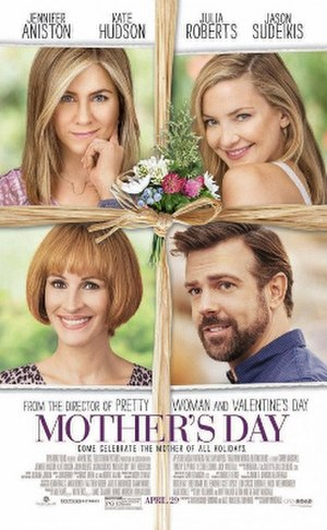 Mother's Day (2016 film) - Theatrical release poster