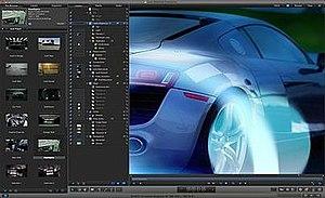 Motion (software) - Image: Motion 5
