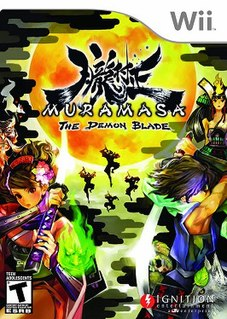 <i>Muramasa: The Demon Blade</i> 2009 action role-playing video game