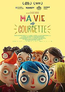 <i>My Life as a Courgette</i> 2016 film by Claude Barras
