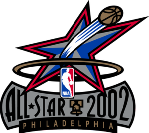 2002 NBA All-Star Game - Image: NBA All Star Game 2002