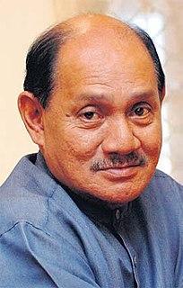 Nasir P. Ramlee Malaysian actor and musician