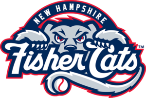 New Hampshire Fisher Cats - Image: New Hampshire Fisher Cats