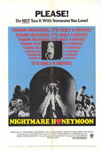 Nightmare Honeymoon - Film poster