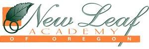 New Leaf Academy - Image: Nla O Rlogo