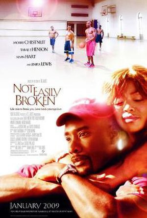 Not Easily Broken - Theatrical release poster