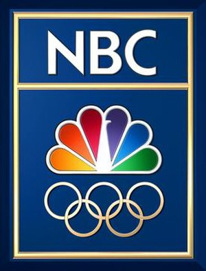 NBC Olympic broadcasts - Image: Olympics on NBC logo