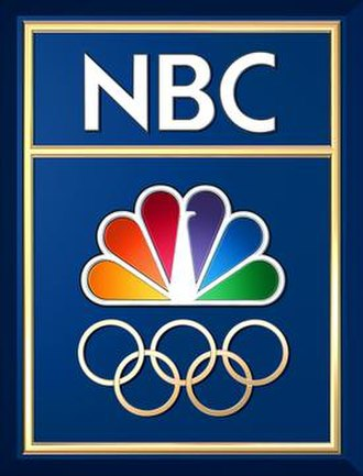 NBC Olympic broadcasts - Image: Olympics on NBC logo