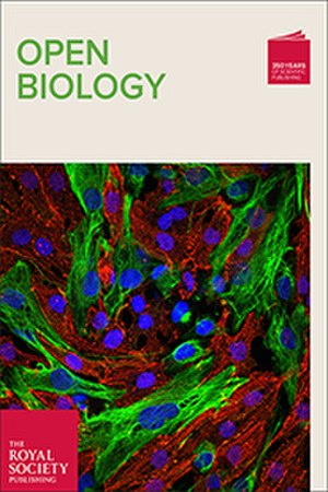 Open Biology - Image: Open Biology cover