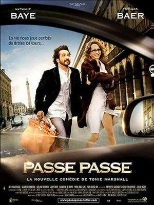 Passe-passe - Image: Passe passe poster