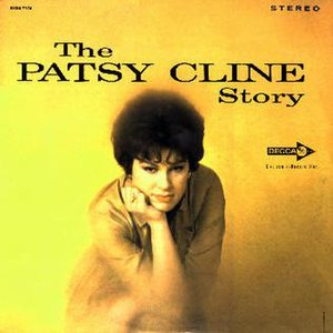 The Patsy Cline Story - Image: Patsy Cline The Patsy Cline Story 1963