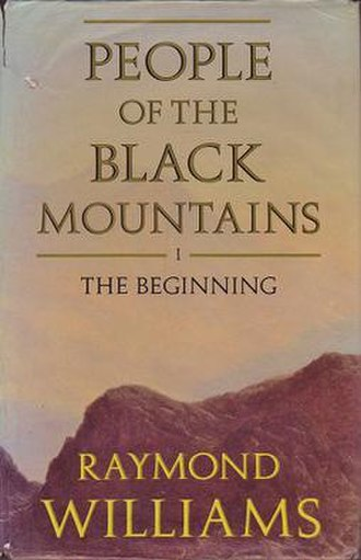 People of the Black Mountains - Volume 1 (first edition)