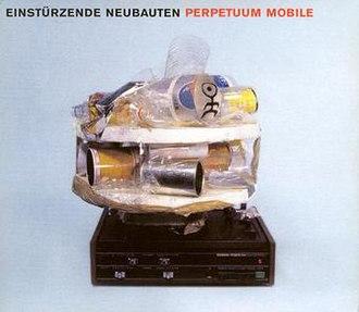Perpetuum Mobile (album) - Image: Perpetuum mobile cover