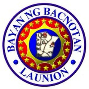 Bacnotan - Image: Ph seal la union bacnotan