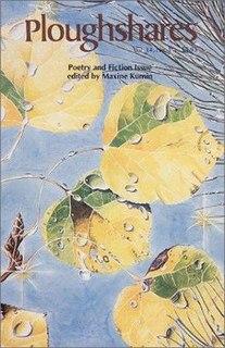 <i>Ploughshares</i> journal