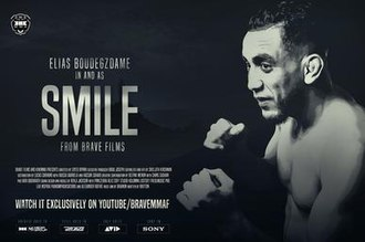 Brave Combat Federation - Poster of SMILE