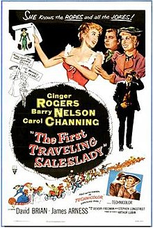 "Poster of the movie ""The First Traveling Saleslady"".jpg"