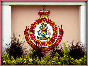Royal Bahamas Police Force - Crest of the Royal Bahamas Police Force