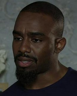 Ray Dixon British TV soap opera character