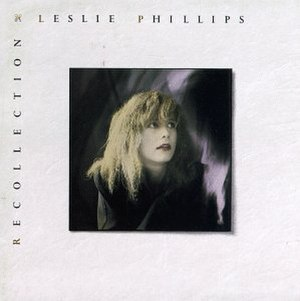Recollection (Leslie Phillips album) - Image: Recollection
