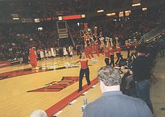 Illinois state redbirds wikiwand basketball starters introduced publicscrutiny Image collections