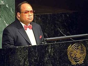 President of Nauru