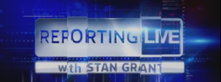 <i>Reporting Live</i> television series