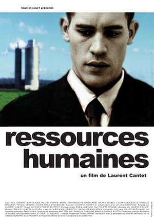 Human Resources (film) - Film poster
