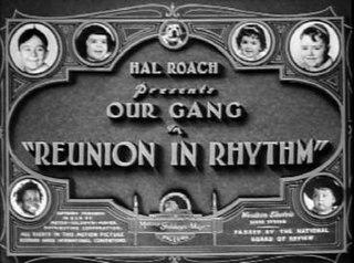 <i>Reunion in Rhythm</i> 1937 film
