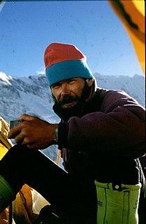 Rob Hall New Zealand mountain climber