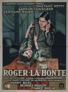 <i>Roger la Honte</i> (1933 film)