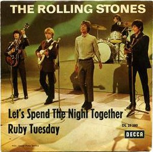 Let's Spend the Night Together - Image: Rolling Stones LSTNT