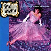 Linda Ronstadt, ca. 1983, from the disc What's New