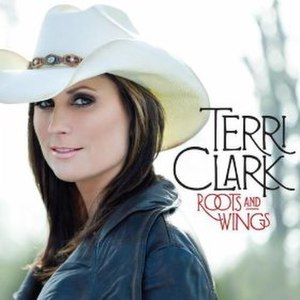 Roots and Wings (Terri Clark album) - Image: Rootsand Wings