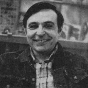 Ross Andru - Andru in 1977