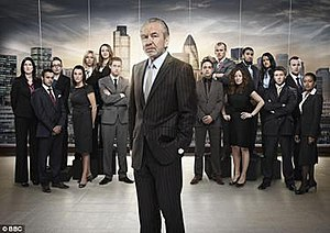 The Apprentice (UK series five) - Image: S5Candidates