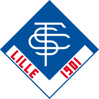 Lille OSC - Crest of SC Fives